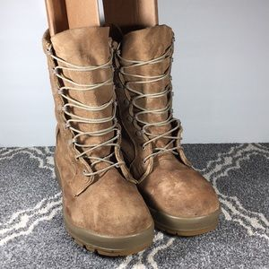 BELLEVILLE COMBAT TEMPERATE WEATHER MILITARY BOOTS